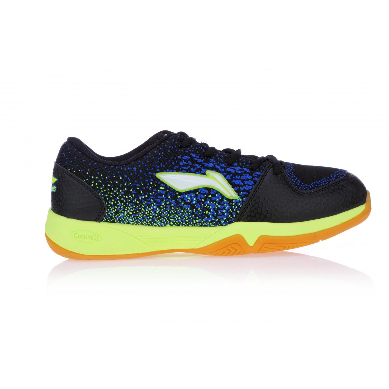 Li Ning Ion Black Badminton Shoes