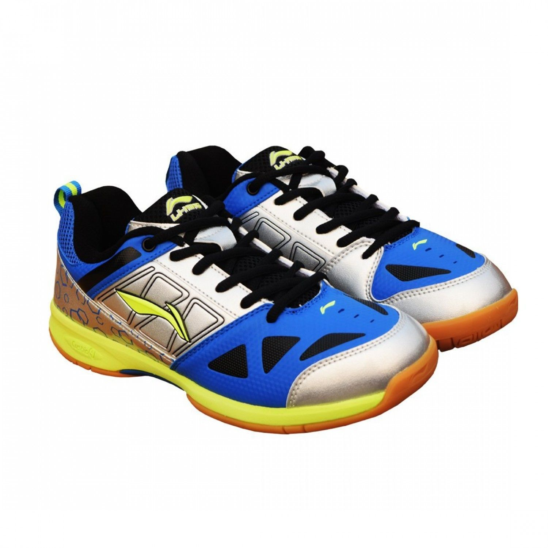 Li Ning Rio Badminton Shoes In Blue