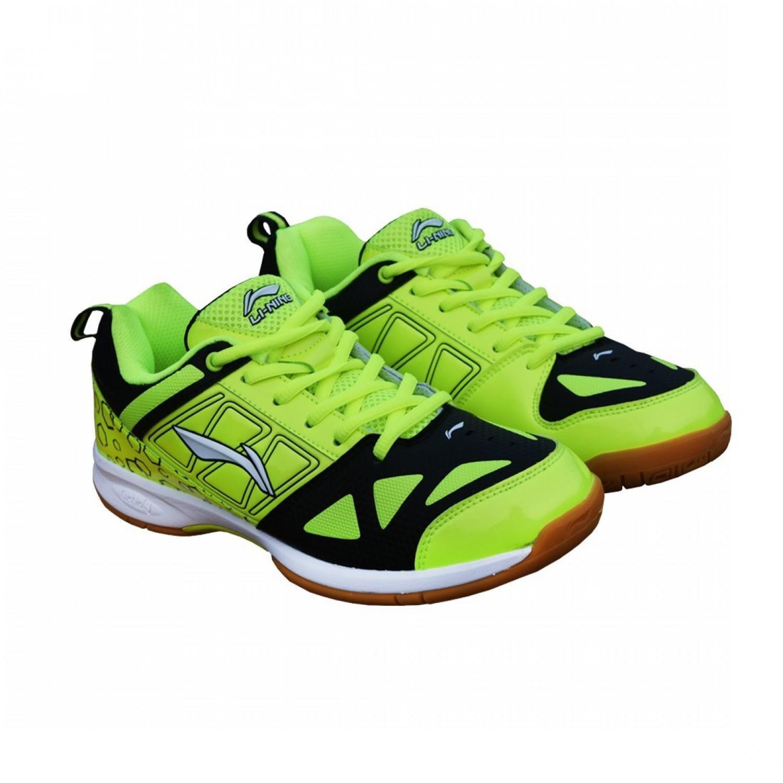 Li Ning Rio Badminton Shoes In Green