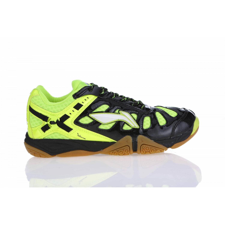 Li Ning Turbo Warrior Aytk067 4 Badminton Shoes