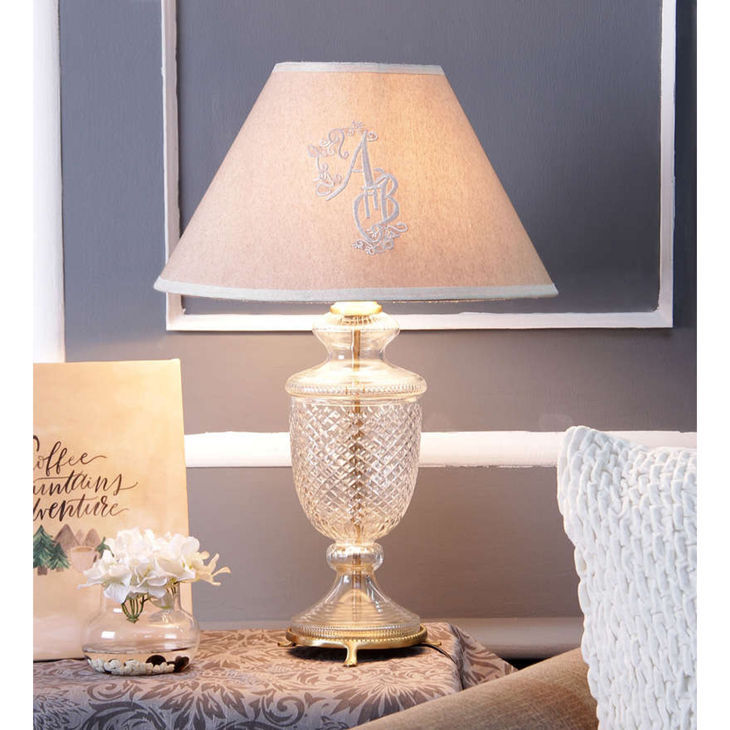 industries shade coolicon lamp glass clear urban shades cottage