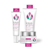 Glow Boost Trio: Face Wash + Day Cream + Night Cream