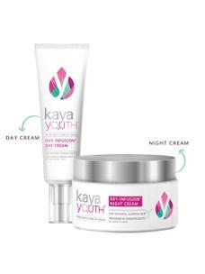 Day & Night Glow Duo: Day Cream + Night Cream