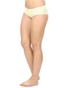 Full Coverage Cotton Panty in Lemon