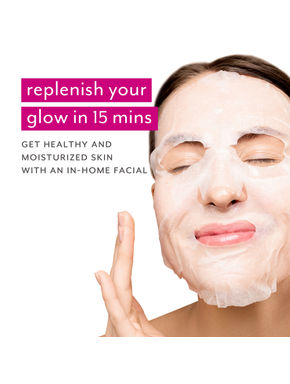 Replenishing Face Mask - Pack of 2 at 50% off