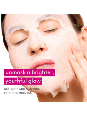 Brightening Face Mask - Pack of 2 at 50% off