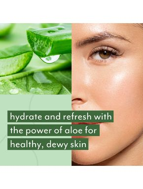 Hydrate & Refresh Set: Face Wash + Day Crème + Aloe wipes