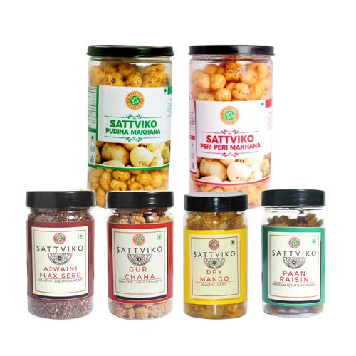 Sattviko Pet Jar Special Combo (560gm)