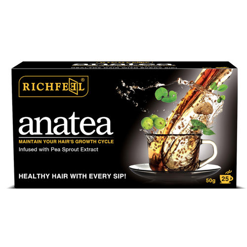 Richfeel Ana Tea (World's First Hair Drink), 50 g