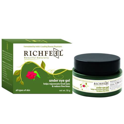 Richfeel Under Eye Gel 50g