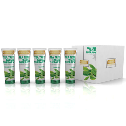 Richfeel Tea Tree Facial Therapy 125g
