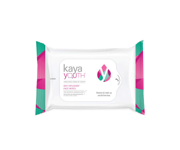Oxy-Infusion Face Wipes (30 wipes pack)