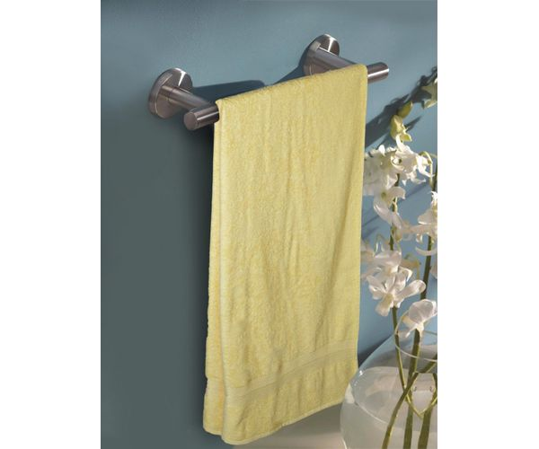 Stellar Home Crystal Collection - Extra Large Mellow Yellow 1 Piece Bath Towel, GSM - 380 (100% Cotton, 90 x 180 cms)