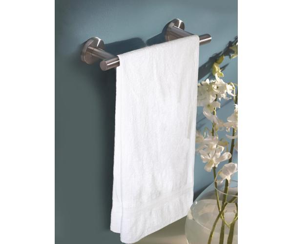 Stellar Home Crystal Collection - Medium White 1 Piece Bath Towel, GSM - 380 (100% Cotton, 75 x 150 cms)