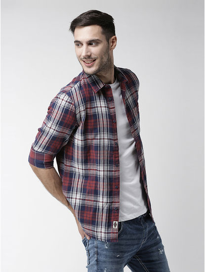 100% Cotton Double Cloth Shirt