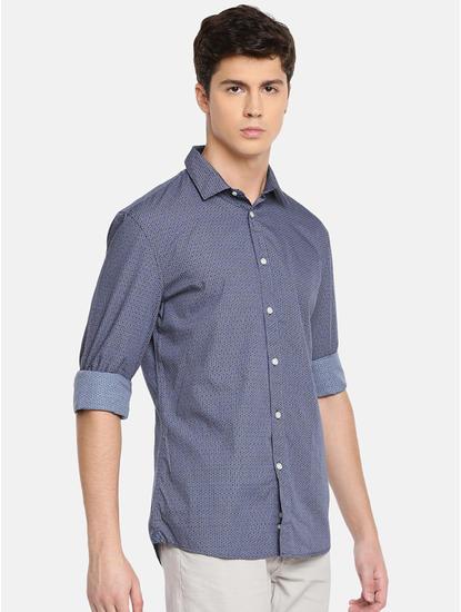 100% Cotton Navy Shirt