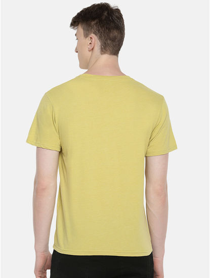 100% Cotton Olive T-Shirt