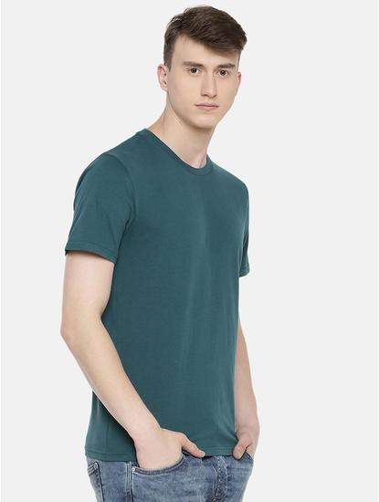 100% Cotton Green T-Shirt