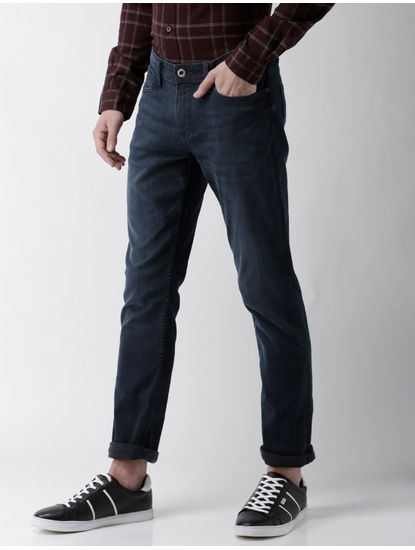 Powerflex Blue Slim Jeans