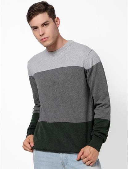 Dark Green Sweaters