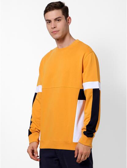 Yellow Sweatshirts