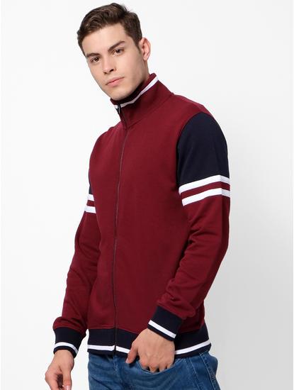 Burgundy Sweatshirts