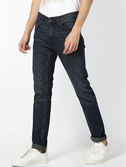 Slim fit Navy Jeans