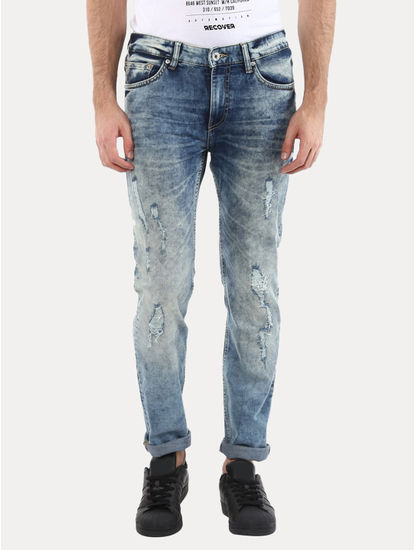 Jonas Blue Slim Fit Jeans