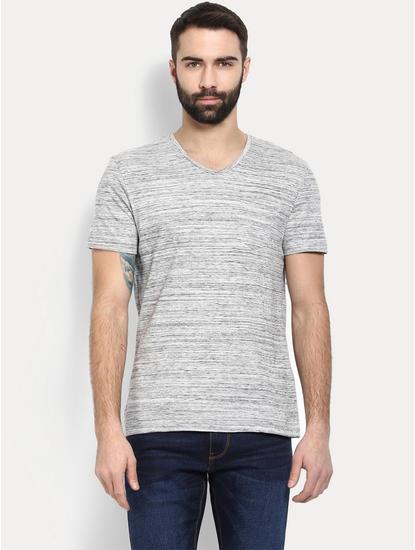 Grey Melange T-Shirt
