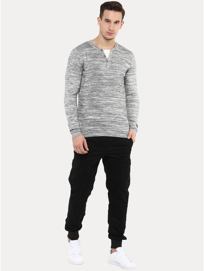 Gechill Grey Melange T-Shirt