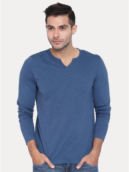 Indigo Melange T-Shirt