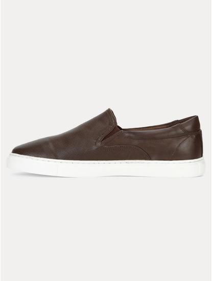 Dark Brown Sneakers