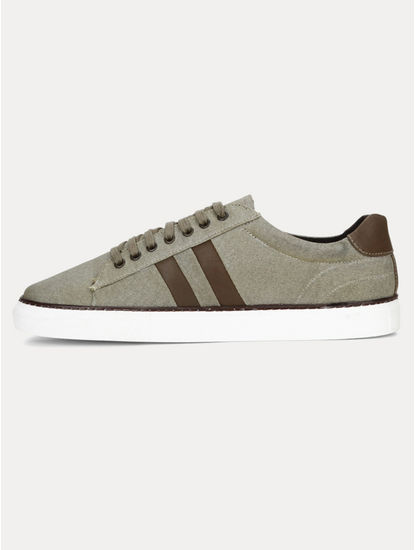 Light Olive Sneakers