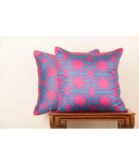Neeta Lulla Cushion Cover 2 Pc Set