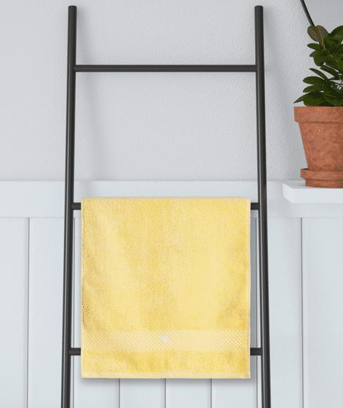 Golden Haze Hand Towel, GSM - 600 (40 X 60 Cms) - Portico New York Fresh Collection
