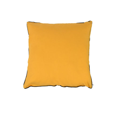 Spectra Yellow 2 Pc Cushion Cover Set (100% Cotton) - Portico New York Happiness Is Collection