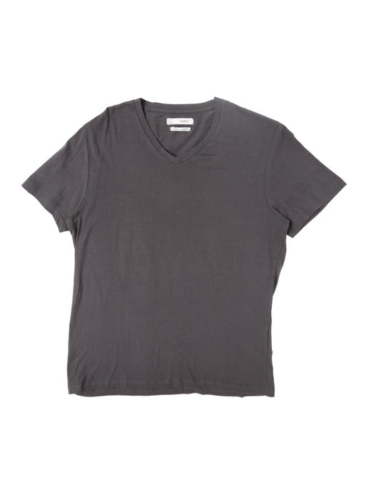 Anthracite Solid T-Shirt