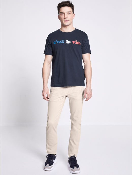 Fawn Straight Fit Chinos