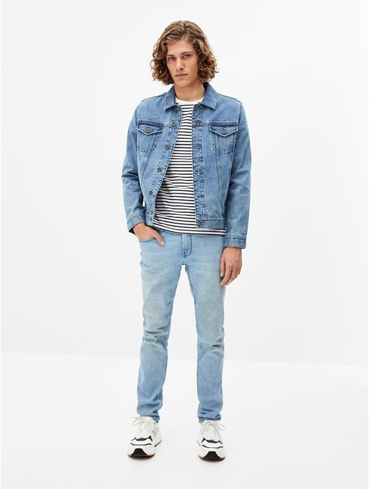 100% Cotton Denim Jacket