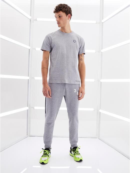 100% Cotton Grey T-Shirt