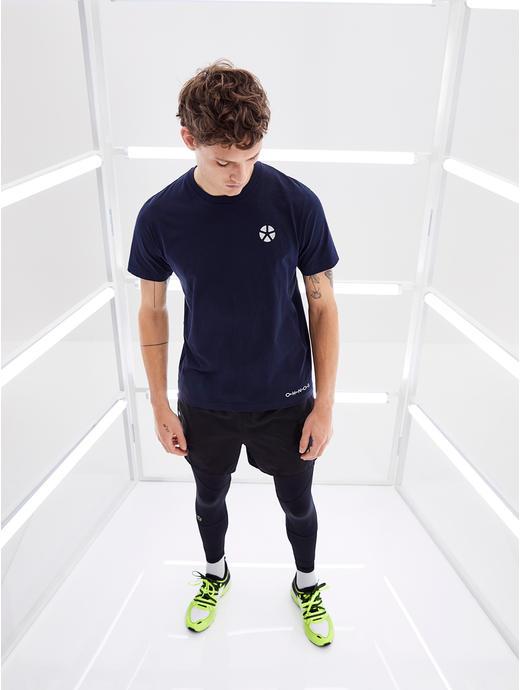 100% Cotton Navy T-Shirt