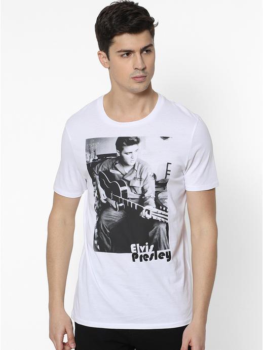 LEGENDS-Cotton White Licensee T-Shirt