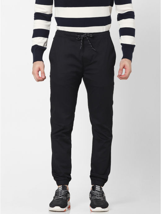 Straight Fit Casual Joggers