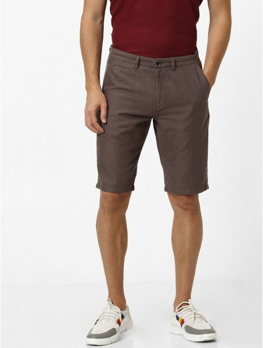 100% Cotton Brown Chinos
