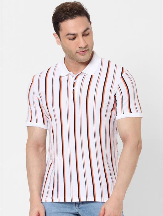 100% Cotton White Poo T-shirt
