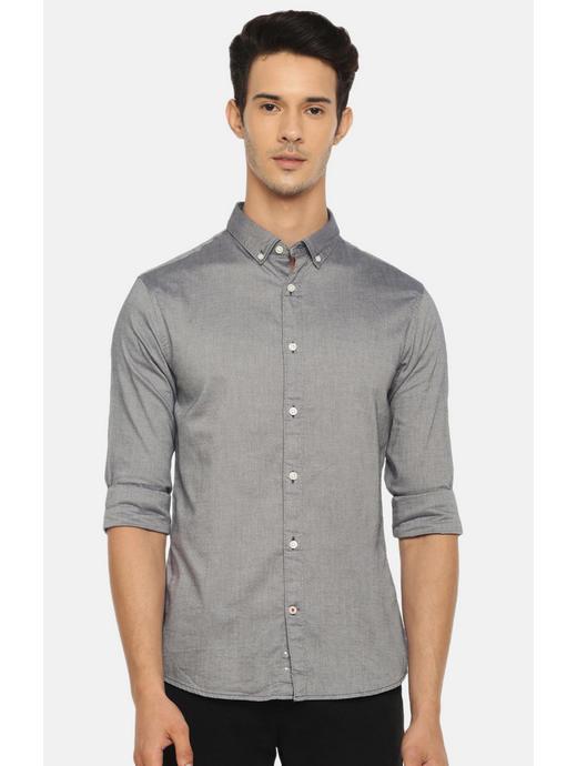 100% Cotton Charcoal Shirt