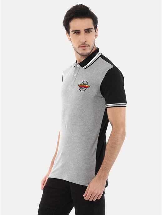 Jegym Grey Melange T-Shirt