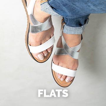 Women's Flats from Rocia Shoes